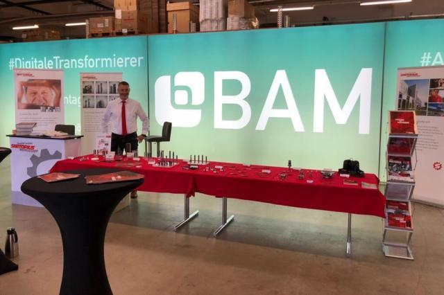 Hausausstellung bei BAM