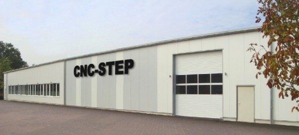 CNC-STEP ist unser neuestes Premiummitglied