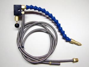 Minimum quantity lubrication system