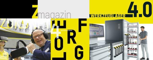 Das neue Z.magazin ist da!