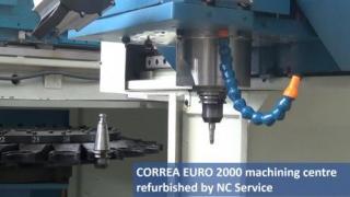 Nicolás Correa Service refurbishes another CORREA EURO 2000
