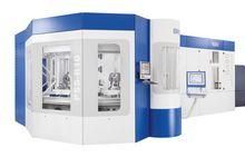 Von der Universalmaschine zum hoch automatisierten Fertigungssystem