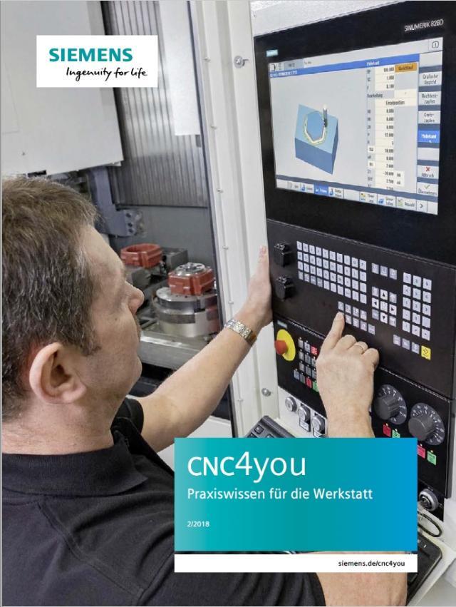 CNC4you 2/2018 - Praxistipps für die Werkstatt