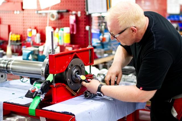 Reparatur & mehr in fünf Tagen - unsere Zusammenarbeit mit Pankl Systems Austria GmbH