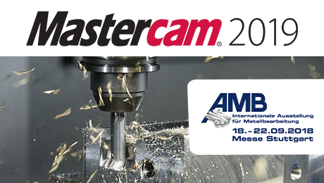Messe-Highlights AMB 2018 | Mastercam