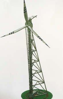 Neue Binnenwindanlage erschließt den Höhenwind