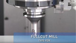 Fullcut Mill FCR Type