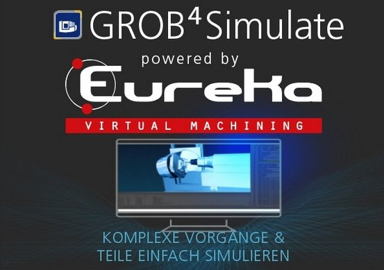 GROB⁴Simulate - powered by Eureka