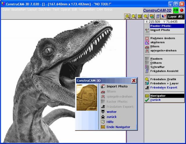 ConstruCAM-3D – CAD CAM Software