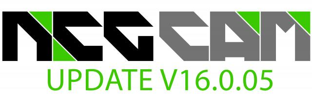 NCG CAM Update V16.0.05