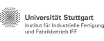 Institut f. Industrielle Fertigung & Fabrikbetrieb, Universität Stuttgart logo