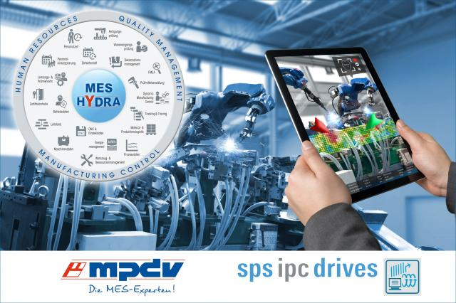 Automatisierungstechnik und MES wachsen zusammen