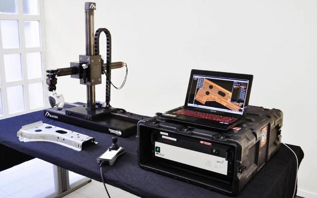 Portable Scanning Systems and 3D High Definition Digitalization