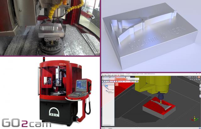 MillyuGo - Adaptiver Schruppzyklus speziell für die Bearbeitung harter Materialien