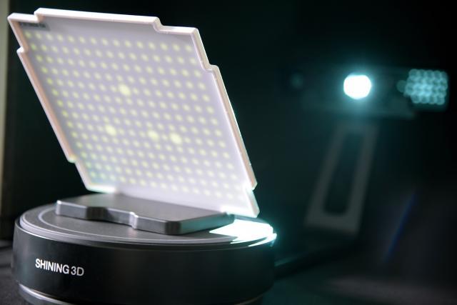 Streifenlichtscanner Shining-3D EinScan-SE