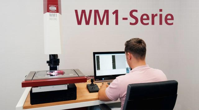 WM1-Serie und WM1 G-Serie: Produktfilm online