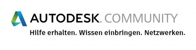 Autodesk Community auf Deutsch: PowerMill, PowerShape, PowerInspect und FeatureCAM Forum verfügbar