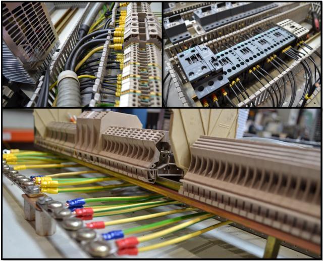¡Nicolás Correa Service reconstruye cuadros eléctricos en fresadoras CNC!