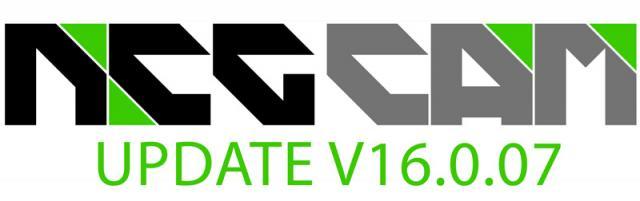NCG CAM Update V16.0.07