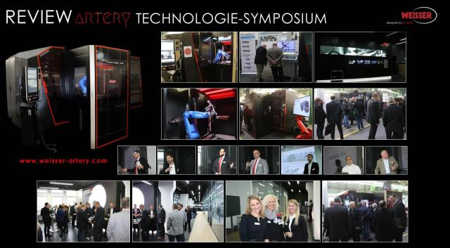 Review zum ARTERY Technologie-Symposium