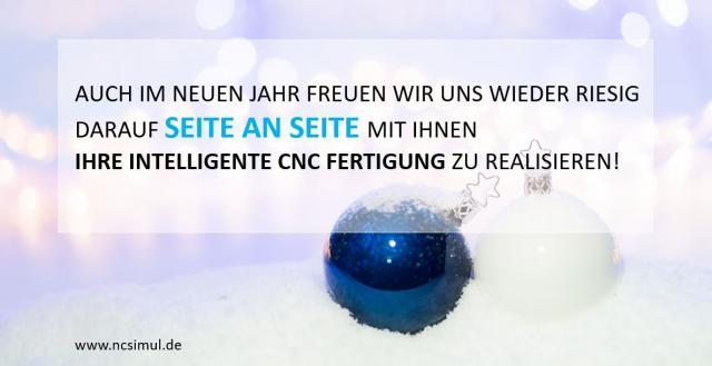Eine NCSIMUL Weihnachtsgeschichte...