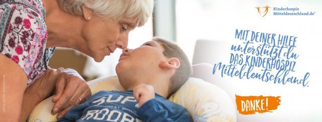 Kleine Erinnerung, große Wirkung - Spielen Sie mit für das Kindehospiz Mitteldeutschland