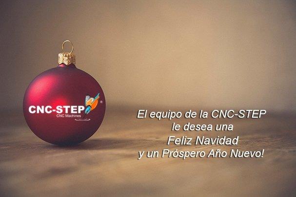 Te deseamos una Feliz Navidad!