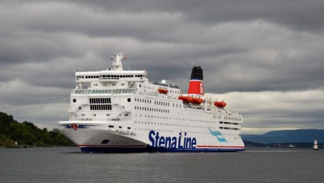 More marine sustainability: Stena Line installs onshore power supply connection to support electric