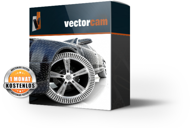 Unsere vectorcam Software