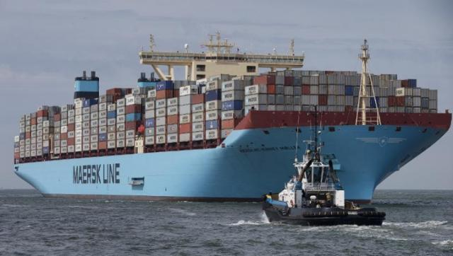 Marine Sustainability: World's biggest container shipper commits to carbon neutrality by 2050