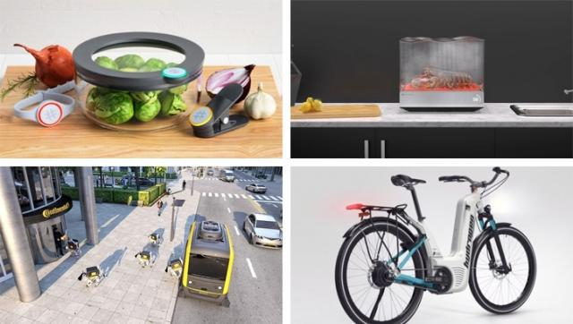 Sustainable ideas at the Consumer Electronics Show (CES) in Las Vegas 2019