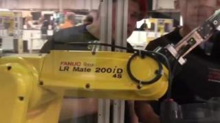 Worldskills France: 1st competition Robot System Integrator