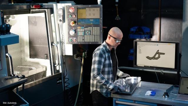 Autodesk CAM-Abonnements jetzt mit noch mehr Möglichkeiten