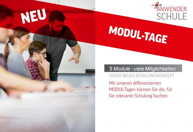 Neues Schulungskonzept - Hermle Modul-Tage