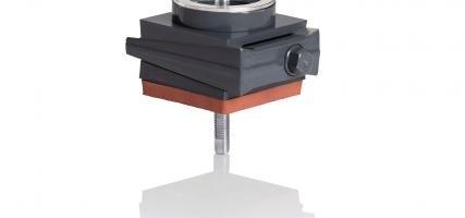 UMS/SLZ-DSA (pat.) aus geschmiedetem Stahl und zentrisch durchschraubbar