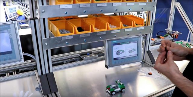 Spotted: Industry 4.0 by ifm and BENTELER
