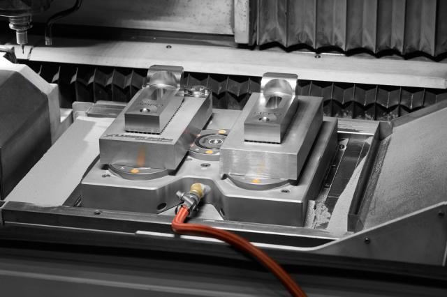 Sistemas de sujeción de punto cero de AMF respaldan la revolucionara fabricación híbrida