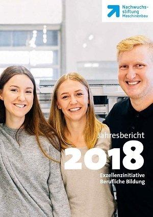 Der Jahresbericht 2018 ist da!