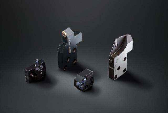 Neue Werkzeughalter für die Tornos Multiswiss