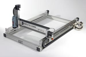 High-Z S-1000 / CNC Router 1000x600 / Windows Linux compatible
