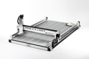 High-Z S-1400/T CNC Router / CNC Engraver 1400 x 800 x 110 mm / Ball Screws / Linux, Windows