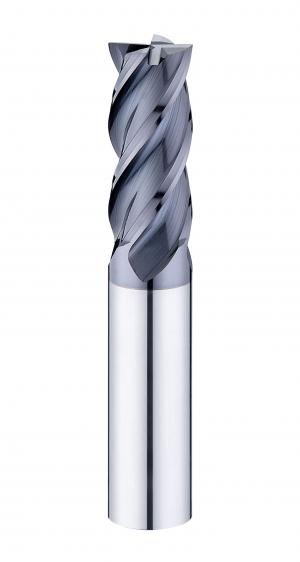 4 Flutes Square End Mills