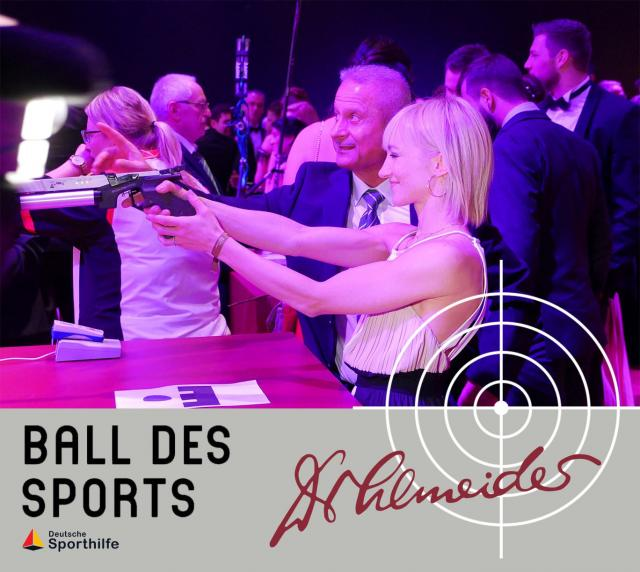 """What are Schneider Messtechnik doing at the """"Ball des Sports""""?"""