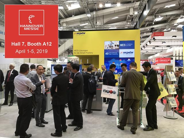 MPDV presents a preview of the Hannover Messe