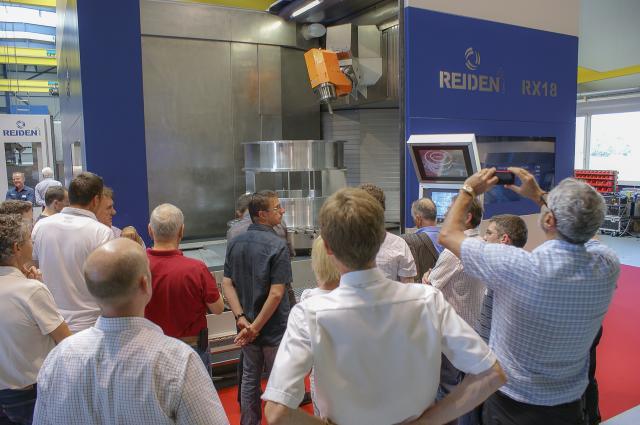 Kundentage am 11. und 12. April bei der Reiden Technik AG
