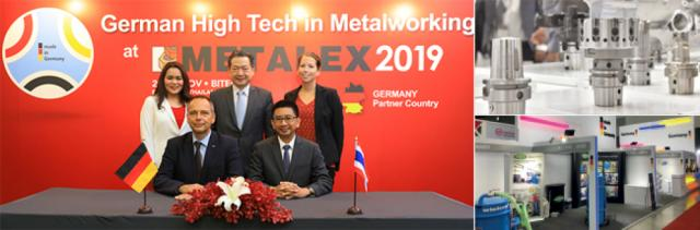 Germany to Launch High Technologies in ASEAN