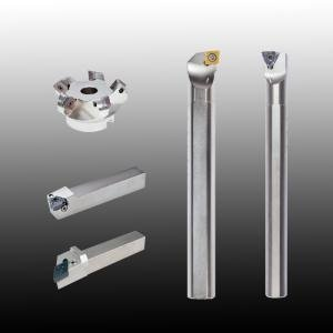 Indexable Inserts and Holders for Turning