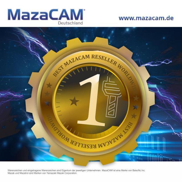 We are the best MazaCAM reseller