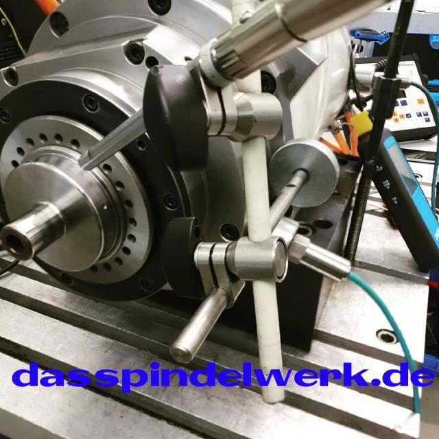 Synchronspindel 18000U/min HSK63