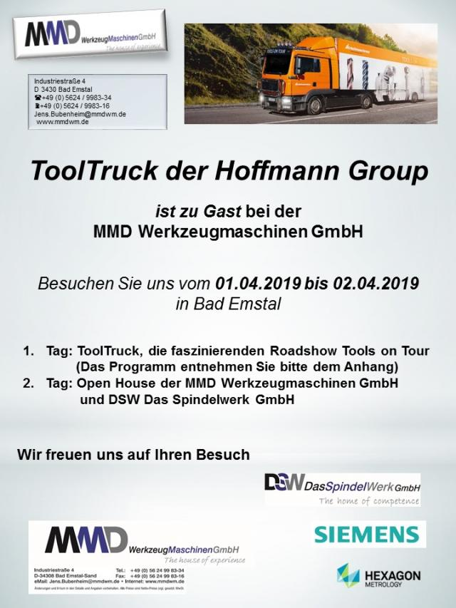ToolTruck der Hoffmann Group